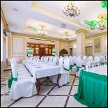 Ресторан Постскриптум - фотография 4 - Банкетный зал