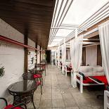 Ресторан Тандыр - фотография 4 - Летняя веранда