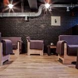 Ресторан Форточка - фотография 1 - Интерьер
