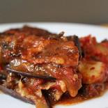 Ресторан Italia - фотография 3 - Баклажаны пармиджана