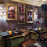 Ресторан Voice - фотография 3 - Vip-зал караоке Voice