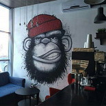 Ресторан Monkey Grinder - фотография 1