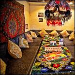 Ресторан Вгости - фотография 4 - Банкетный зал