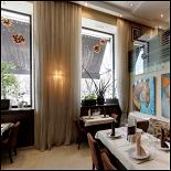 Ресторан Geo Café - фотография 4 - GEOcafe интерьер
