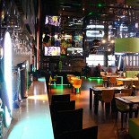 Ресторан City Café - фотография 2 - смотрим матчи....Болеем