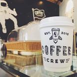 Ресторан Coffee Crew на Мичуринском - фотография 4