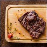 Ресторан Кухня Полли - фотография 6 - Стейк чак ролл из мраморной говядины
