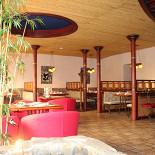Ресторан Золотая панда - фотография 5 - интерьер ресторана