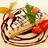"""Ресторан Древо - фотография 1 - Торт """"Птичье молоко"""" 120 руб"""