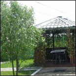Ресторан Лагуна - фотография 1 - одна из беседок