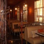 Ресторан Большая медведица - фотография 2 - Зал 2 этажа на 35 посадочных мест