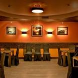 Ресторан Венге - фотография 3 - Ресторан Венге. Зал для некурящих.