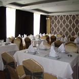 Ресторан Икс - фотография 2 - Банкетный зал