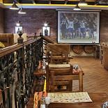 Ресторан Колесо времени - фотография 5 - Пивной зал на 50 персон