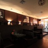 Ресторан Имбирь - фотография 3 - ТЕРРАСА- некурящий зал