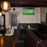 Ресторан Хинкали & Хачапури - фотография 3 - Интерьер кафе