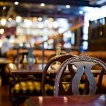"""Ресторан Марсель - фотография 4 - Зал """"Паб"""""""