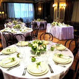 "Ресторан Марсель - фотография 3 - Зал ""Гранд"""