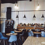 Ресторан Библиотека кофе - фотография 6