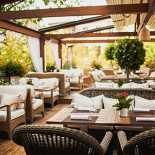 Ресторан Аист - фотография 3