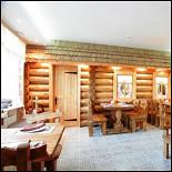 Ресторан Навек родня - фотография 3 - Славянский зал
