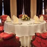 Ресторан Садовое кольцо - фотография 5 - Каминный зал ресторана