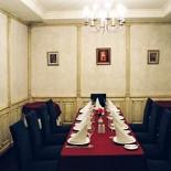 Ресторан Кэф - фотография 6 - Европейский зал VIP комната