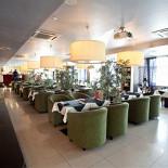 """Ресторан Gamberi - фотография 3 - Основной зал - """"Grand"""""""