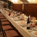 Ресторан Сивый мерин - фотография 6 - Банкетный зал