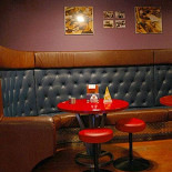 Ресторан 1000 миль - фотография 3 - малый зал для релаксации