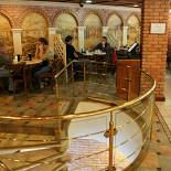 Ресторан Benvenuti - фотография 3 - Бенвенути - уютный уголок Италии в аэропорту Домодедово