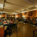 Ресторан Whisky Rooms - фотография 2 - ресторанная комната