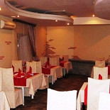 Ресторан Афина - фотография 4 - Зал для курящих