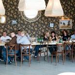 Ресторан Снегири - фотография 4 - СНЕГИРИ Ореховый б-р.