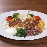 Ресторан Паша-кебаб - фотография 6 - Адана Кебаб (острый кебаб)