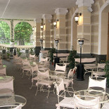 Ресторан Ривьера - фотография 3 - Летняя веранда