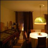 Ресторан Улица разбитых фонарей - фотография 3 - Vip-зал. Второй этаж