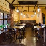 Ресторан Пив & Ко - фотография 3 - Основной зал ресторана.