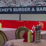 Ресторан Chef's Burger & Bar - фотография 5