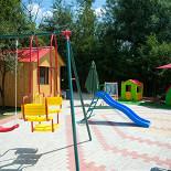 Ресторан Сахара - фотография 2 - детская площадка скоро и видео игры!