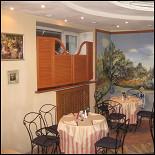 Ресторан Монмартр - фотография 4 - Зал на 25 человек