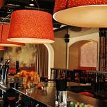 Ресторан Zavtra - фотография 2 - Это тоже зал Нон-стоп.