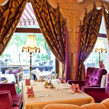 Ресторан Фрателли - фотография 3 - vip-зал