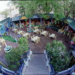 Ресторан Семь пятниц - фотография 2 - Летний Ресторан-Театр