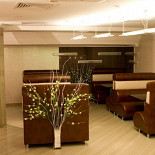 Ресторан Золото FM - фотография 3 - VIP зал
