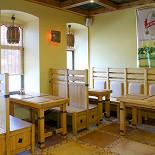 """Ресторан Экспромт - фотография 2 - """"Мангальный"""" зал"""