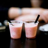 Ресторан Red Espresso - фотография 4 - иногда раздают всякие вкусные штуки на пробу)