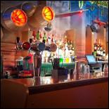 Ресторан Авиатор - фотография 2 - Барная стойка
