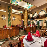 Ресторан Самарканд - фотография 4 - Самарканд — не иначе, как Эдем Древнего Востока