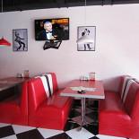 Ресторан Бург-хаус - фотография 3 - Ресторан Бург Хаус